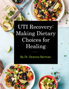 UTI Recovery Guide - Dr. Deanna Berman